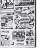 <p>13 juillet 1972, annonce d'ouverture</p>