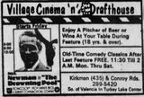 Cinema 'N' Drafthouse - Village