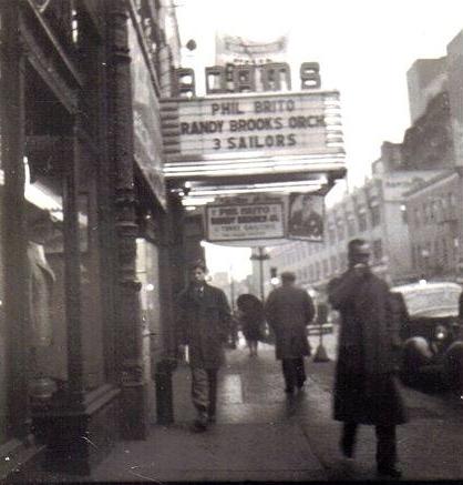 Adams Theater 1953