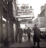 Adams Theater 1953