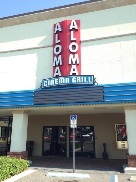 Aloma Cinema Grill