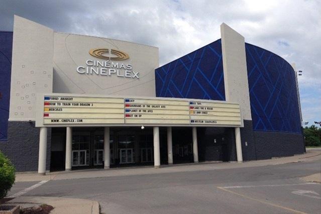 Cineplex Kirkland