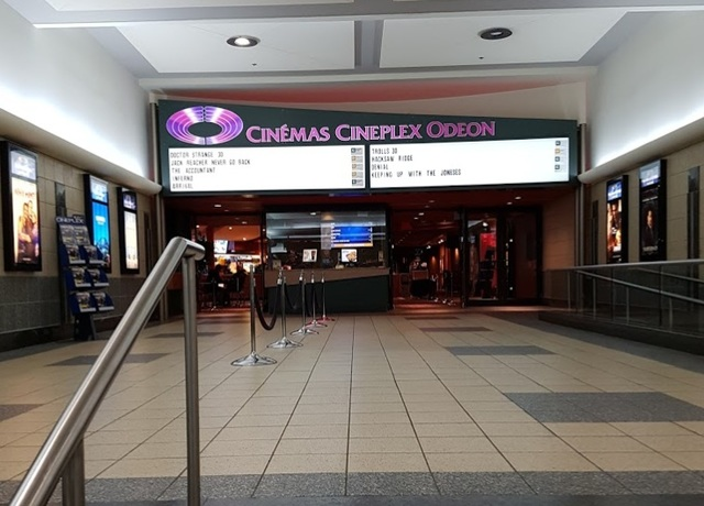 Cavendish Mall Cinemas