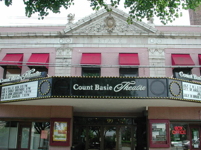 Count Basie Theatre - 2001