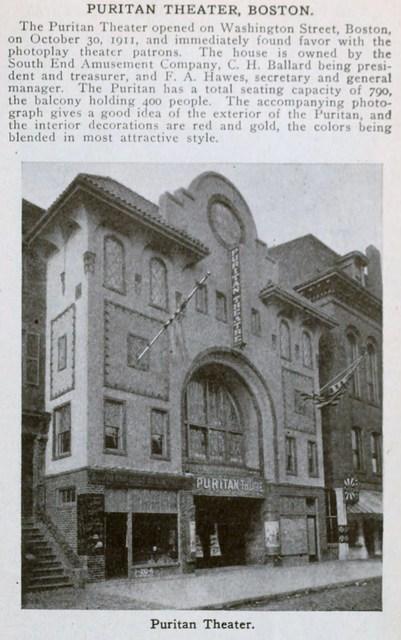 Puritan Theatre