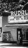 RUDALT Theatre; Columbus, Wisconsin.