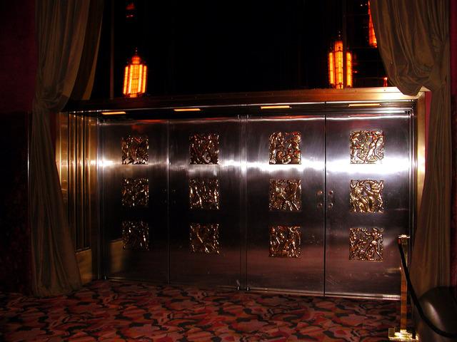 Radio City Music Hall - Doors