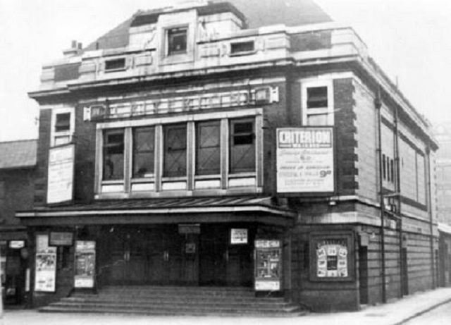 Criterion Cinema, Bolton Road, Walkden.