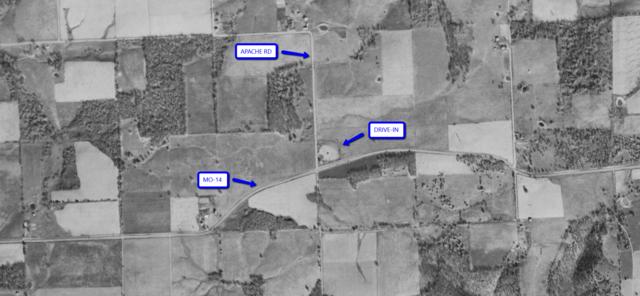 1955 Aerial Photo