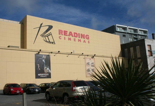 Reading Cinemas Porirua