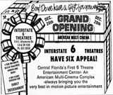 December 18th, 1974 grand opening ad