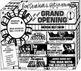 December 20th, 1974 grand opening ad