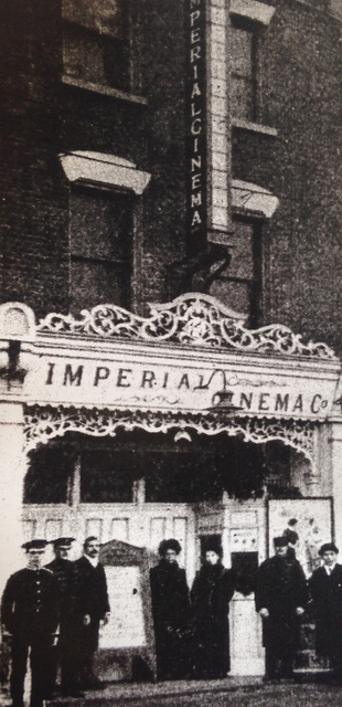 Imperial Cinema Kingsland Rd Dalston