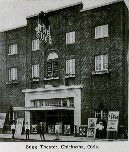Sugg Theatre