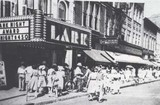 Undated photo taken from the Lark Theatre website.