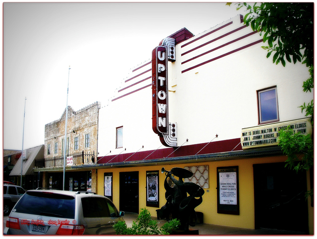 Uptown Theater©... Marble Falls Texas