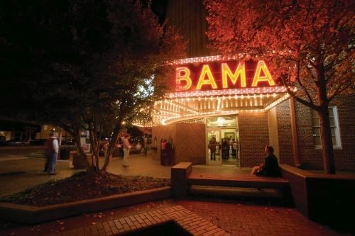 bama theatre cinema treasures