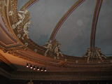 New Victory Theatre - Ceiling Detail