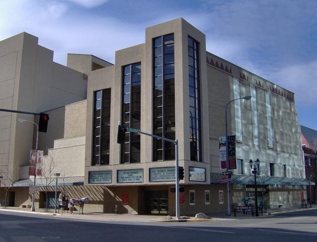 Alberta Bair Theater for the Performing Arts