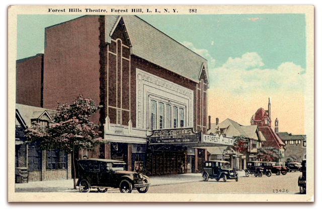 Forest Hills Theatre©...Forest Hills NY