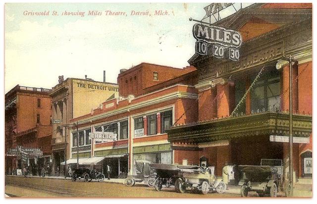Miles Theatre©...Detroit MI