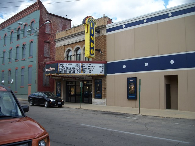 Lindo Theater in Freeport, IL
