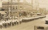 Sokol Parade 1934, photo credit Frank Sean.