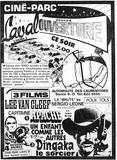 20 juillet 1973 annonce d'ouverture