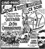 4 août 1973 annonce d'ouverture