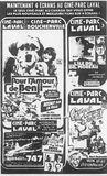 19 mai 1978 ouverture pour 4 écrans