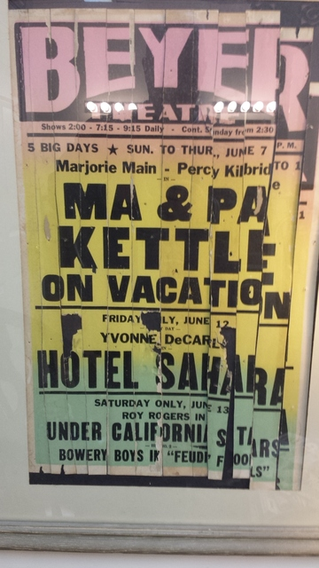 Beyer Theatre movie poster