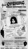 November 13th, 1980 grand opening ad