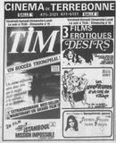 2 écrans le 12 septembre 1980