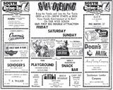 South Anderson Reopening Ad 4/27/56