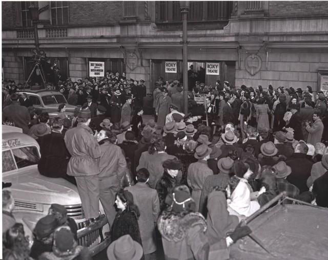 NYC ROXY Theatre Feb 18,1946