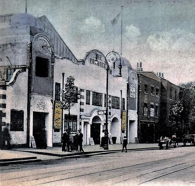 Clapton Rink Cinema