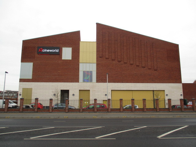 Cineworld Cinema - Loughborough