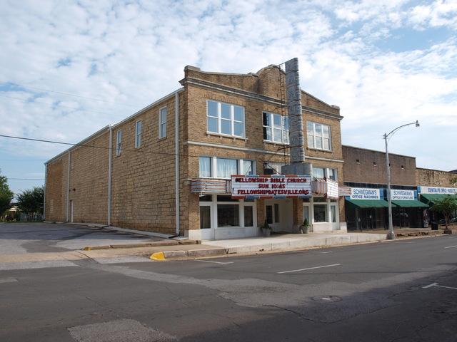 Landers Theatre