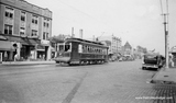 Fullerton Avenue in 1937