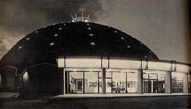 UA Cinema 150 (A D-150 House)