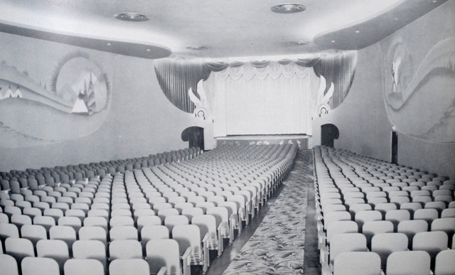 Fox Theatre auditorium