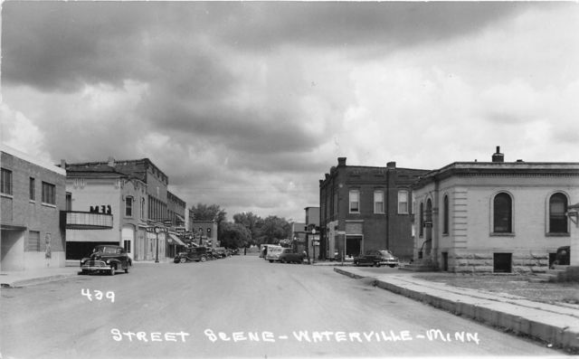 Waterville w/ Gem Theater, 1951