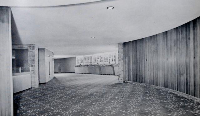 Paradise Theatre Lobby interior