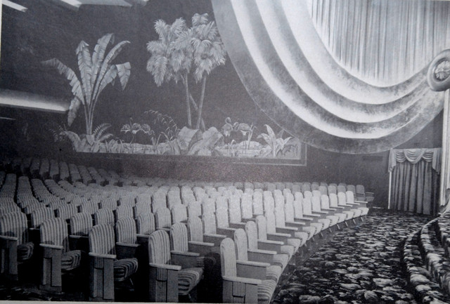 Picwood Theatre auditorium