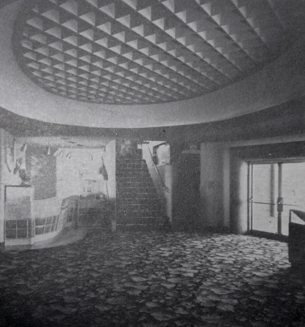 Picwood Theatre Lobby