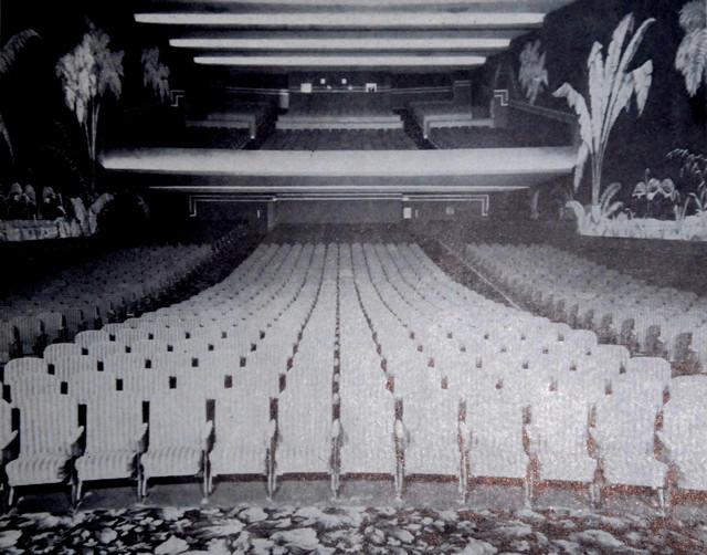 Picwood Theatre auditorium