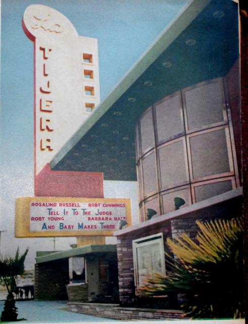 La Tijera Theatre exterior