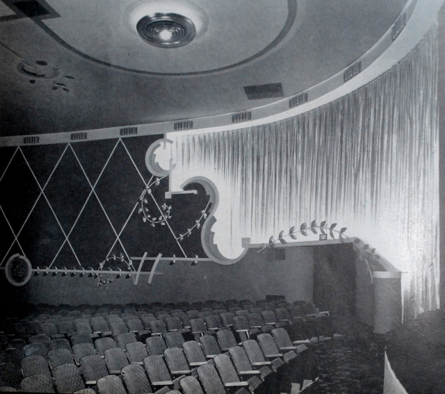 La Tijera Theatre auditorium