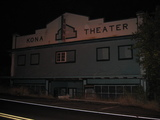 Kona Theatre - Night