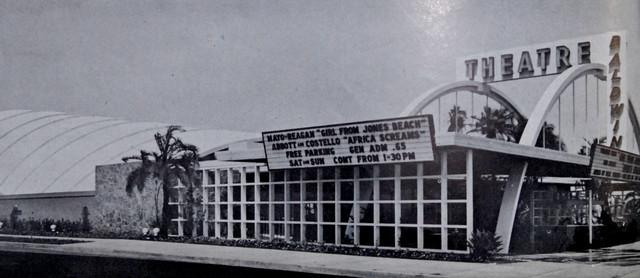 Baldwin Theatre exterior